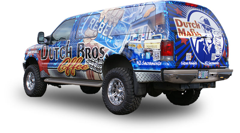 Xtreme Grafx creates award wining, high quality, high resolution car, truck, boat and fleet wraps