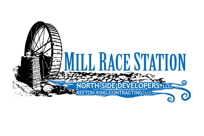 Mill Race Station Logo Design at Xtreme Grafx in Albany, Oregon