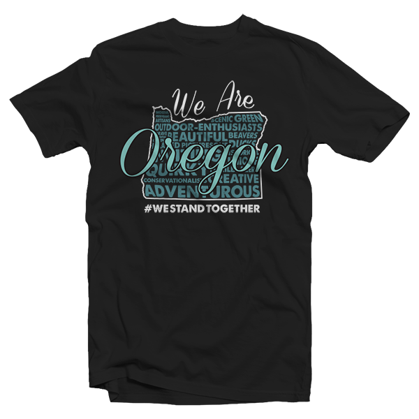 We Are Oregon Fundraising Campaign